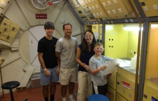 Family Space Camp