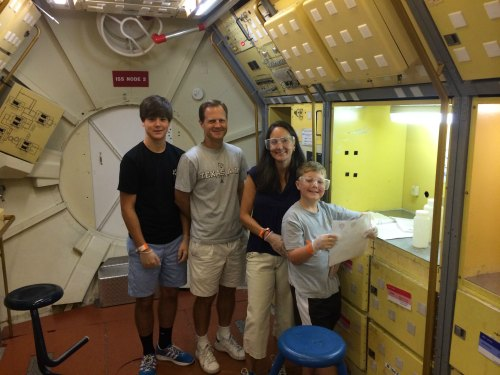 Family Space Camp: Out of This World Adventure