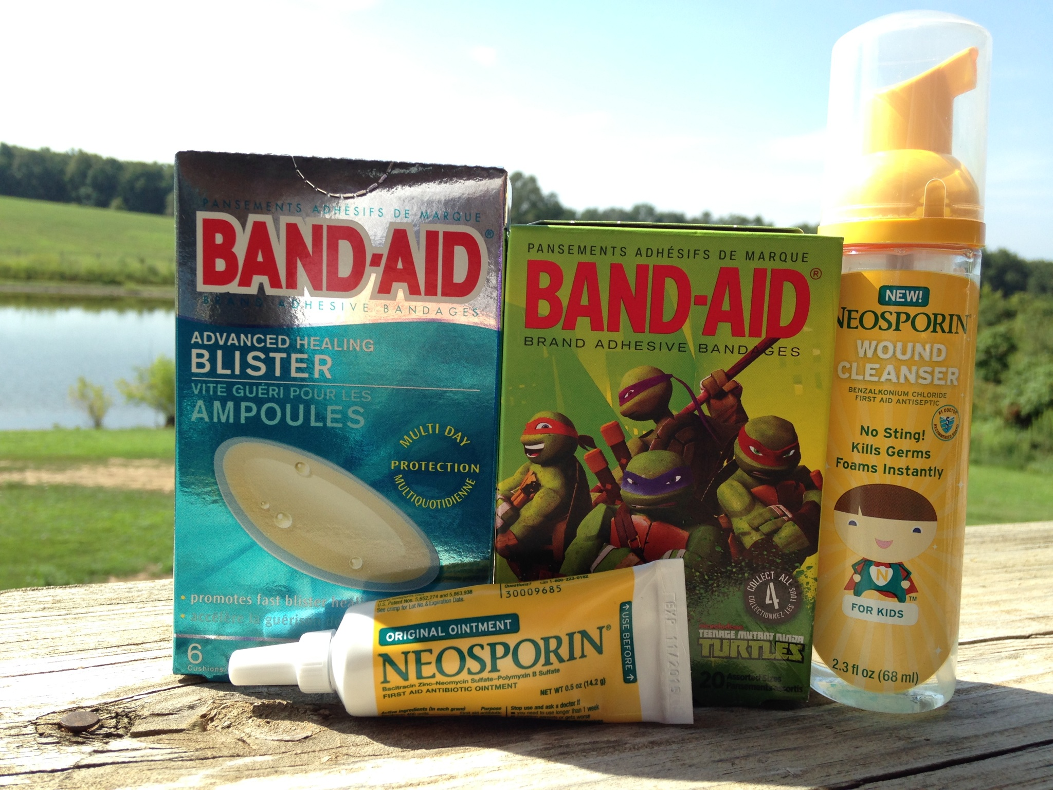 Be Prepared with a First Aid Kit