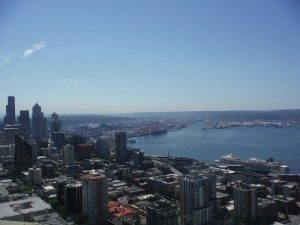 view from space needle394