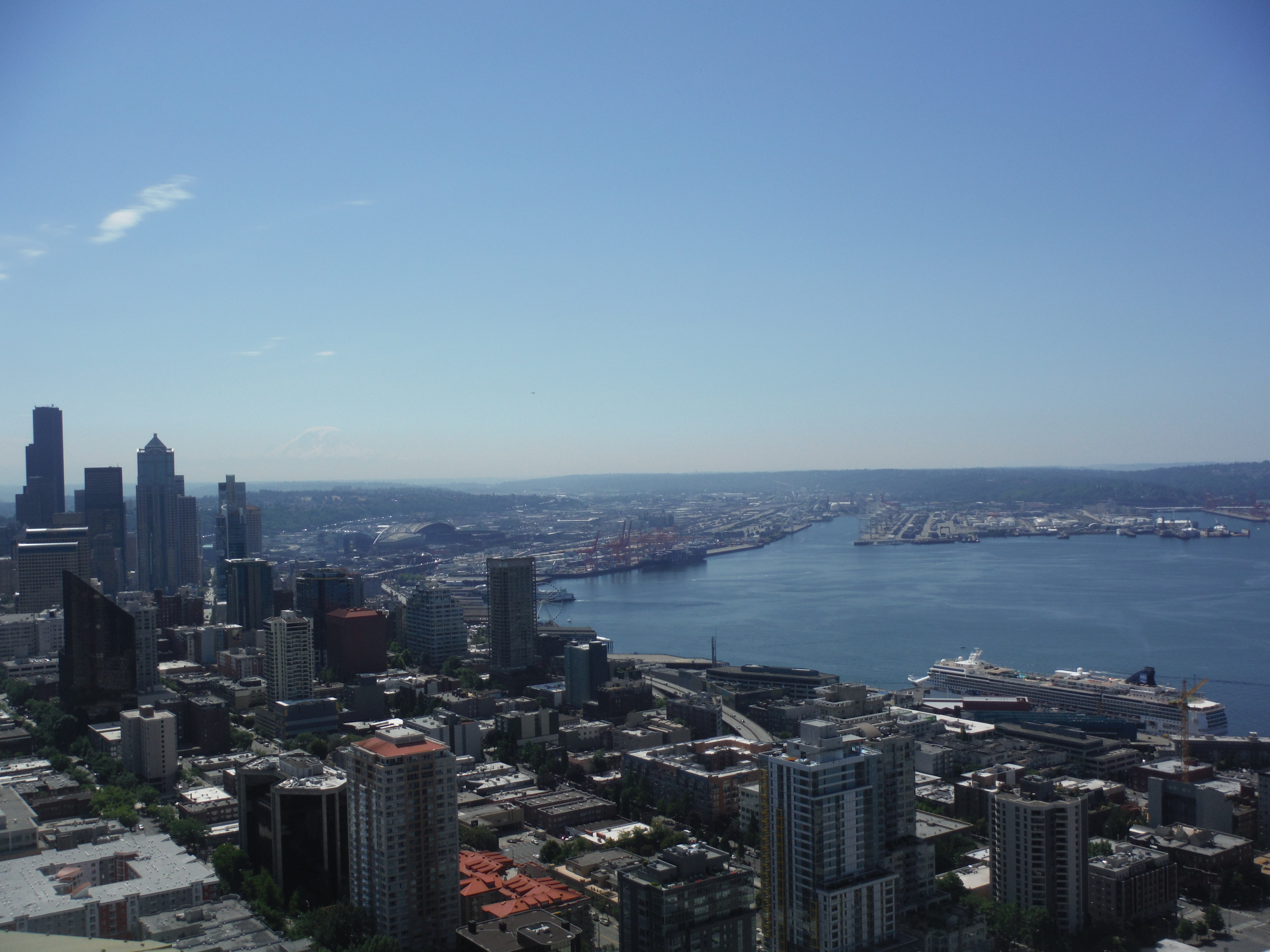 Two Days in Seattle with Teens & College Kids