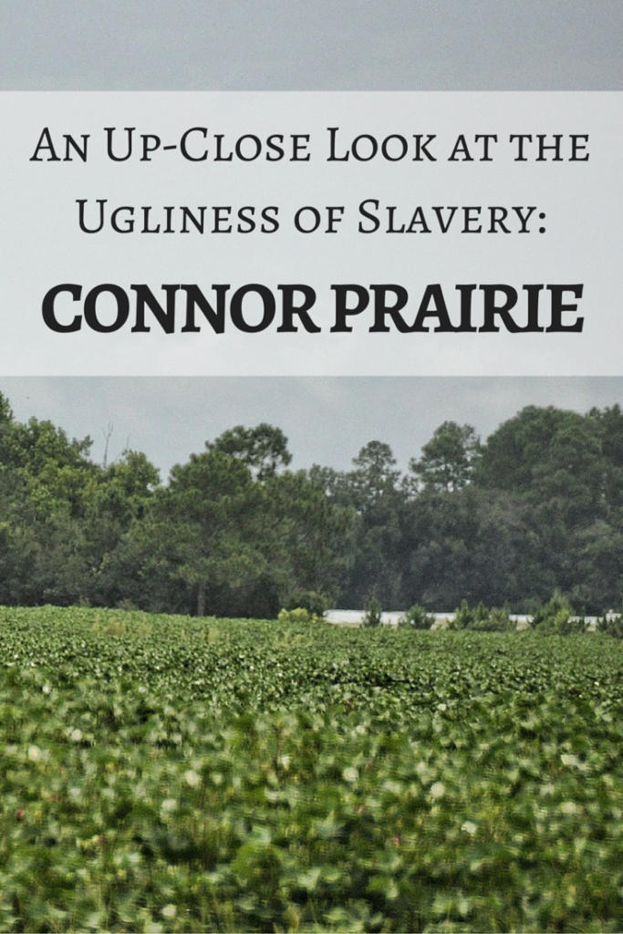 Conner Prairie, a living history museum
