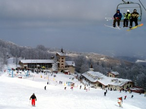 Beech Mountain Resort via @TravelingMom