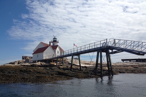 Your Own Private Island and Lighthouse in Maine