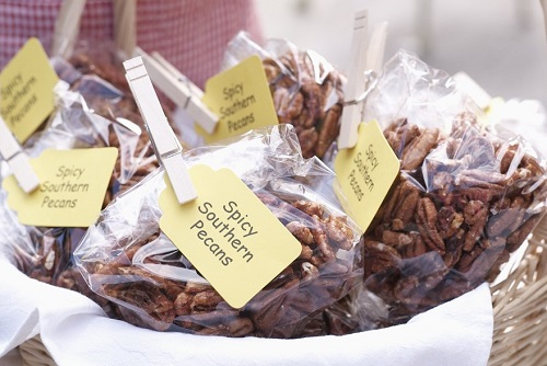 Recipe: Spicy Southern Pecans