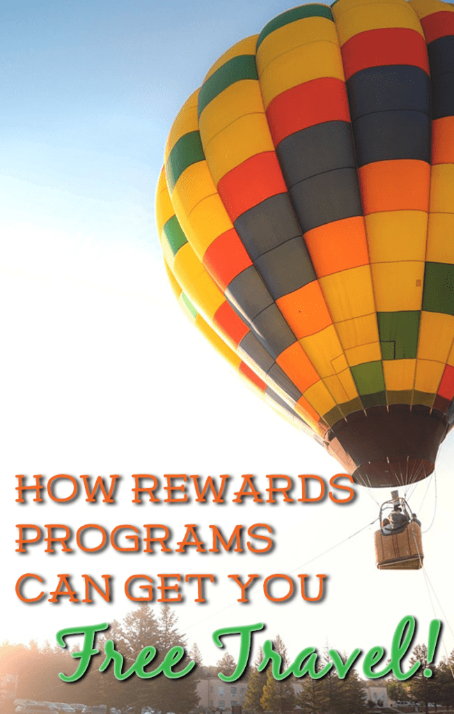 How rewards programs can get you free travel