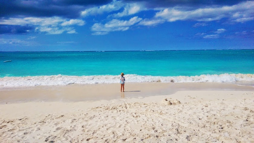 Traveling to Turks and Caicos with children is a must for all families.