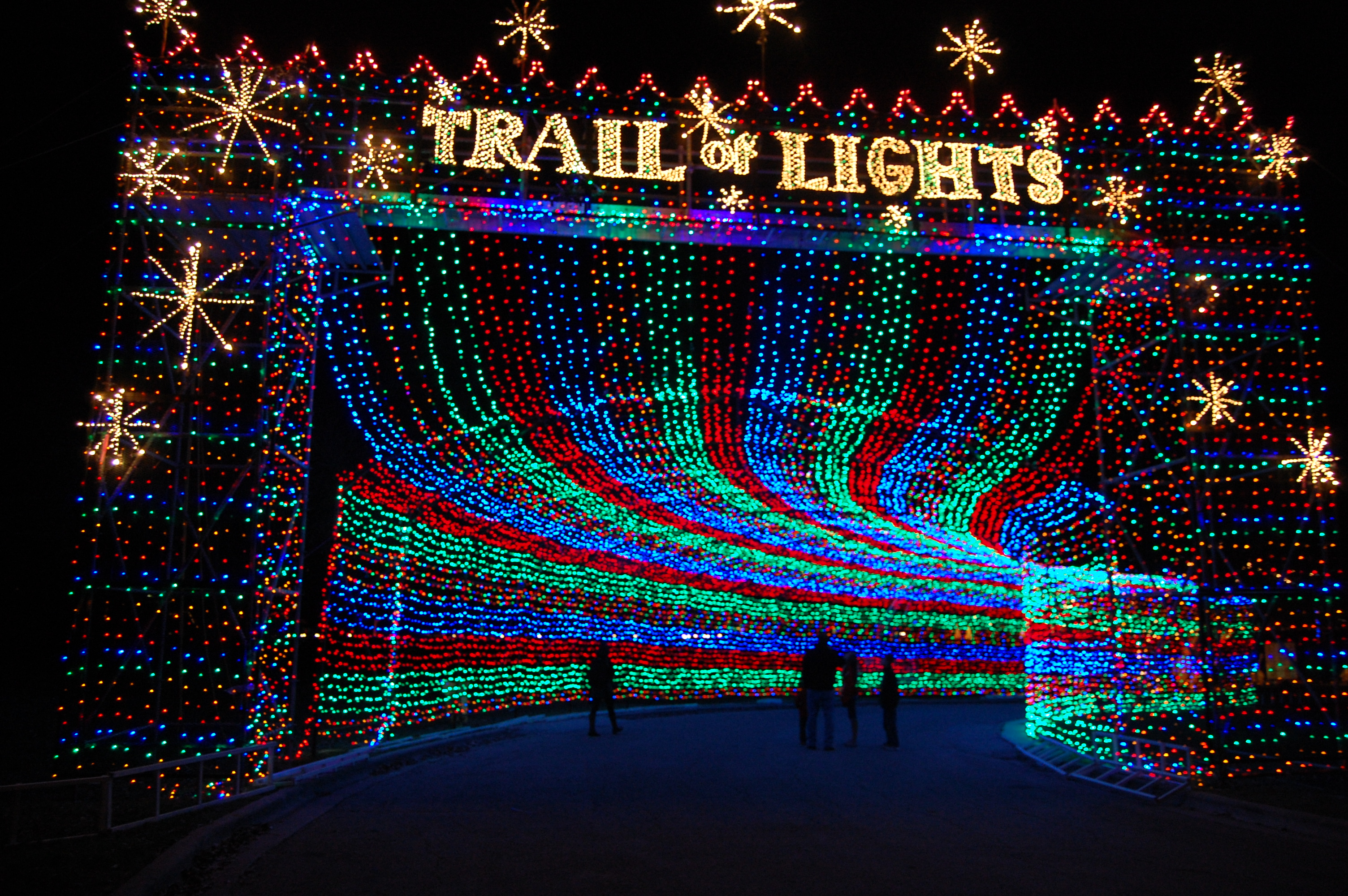 Austin's Trail of Lights – Photo Credit: Rebecca Darling – Texas ...