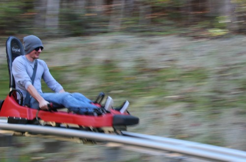 Feel the Thrill on the Gatlinburg Mountain Coaster_Tonya Prater_TMOM