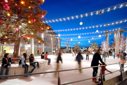 Holiday Ice Skating -Denver