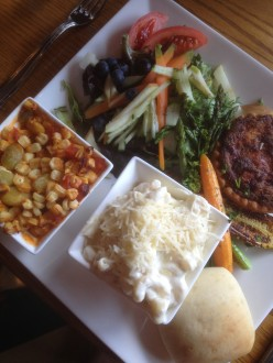 Trio is the trendy restaurant in Mount Airy. Photo by GW Tibbetts