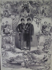 Respect and honor: that's how stories of the Siamese twins Eng an