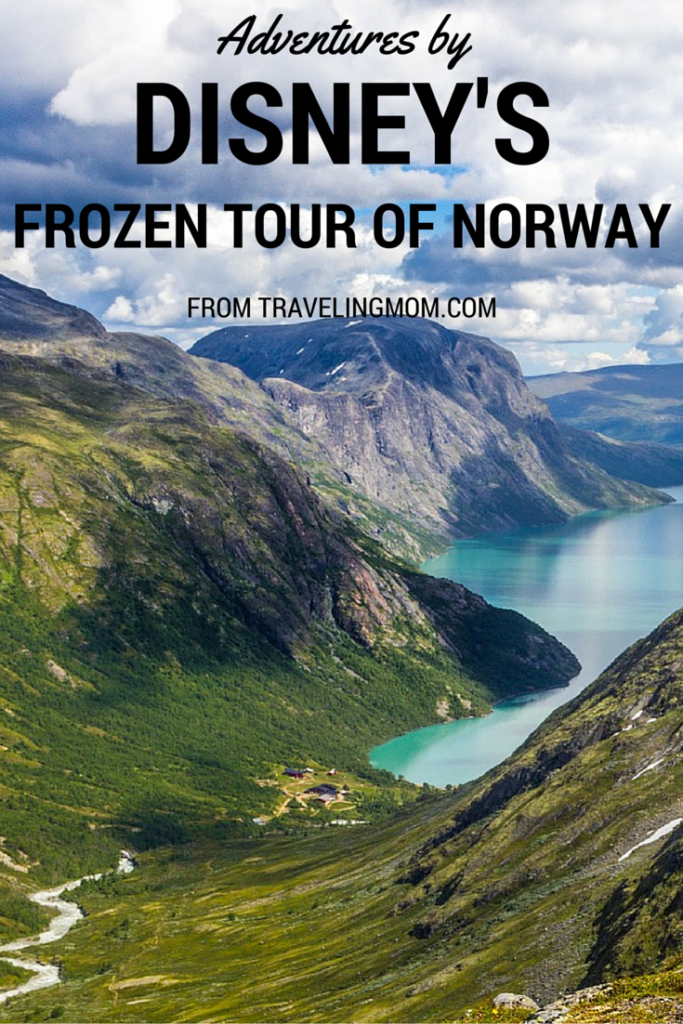 Adventures by Disney Frozen Tour of Norway