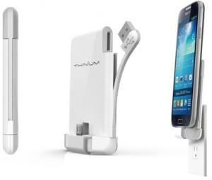 Thinium charger