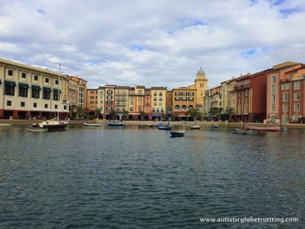 Orlando's Family Friendly Loews Portofino Hotel