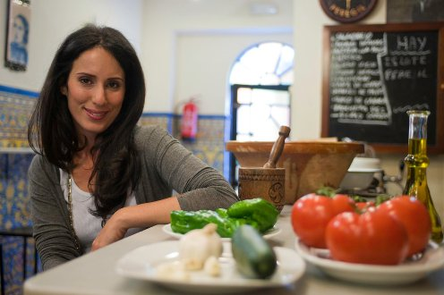 Chef Annie Sibonney on Travel, Spain, Cooking & Olives