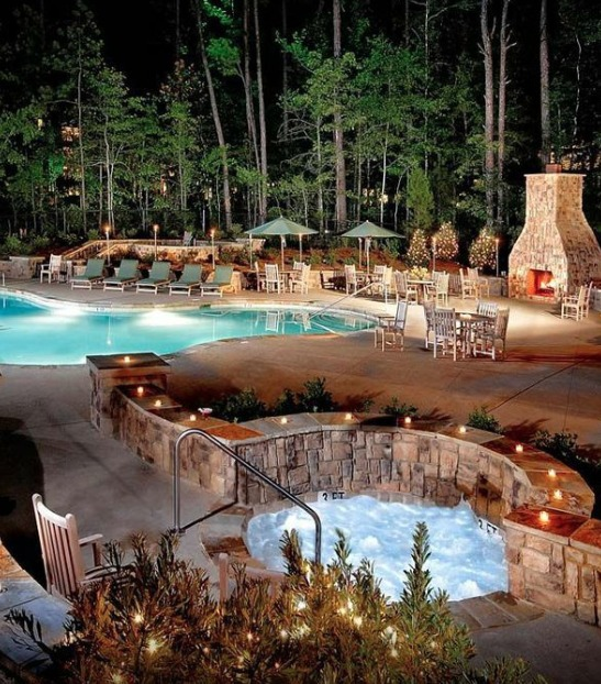 Lodge and spa at callaway gardens for Lodge and spa callaway gardens