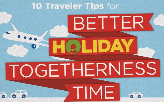 Holiday Travel Tips for Families