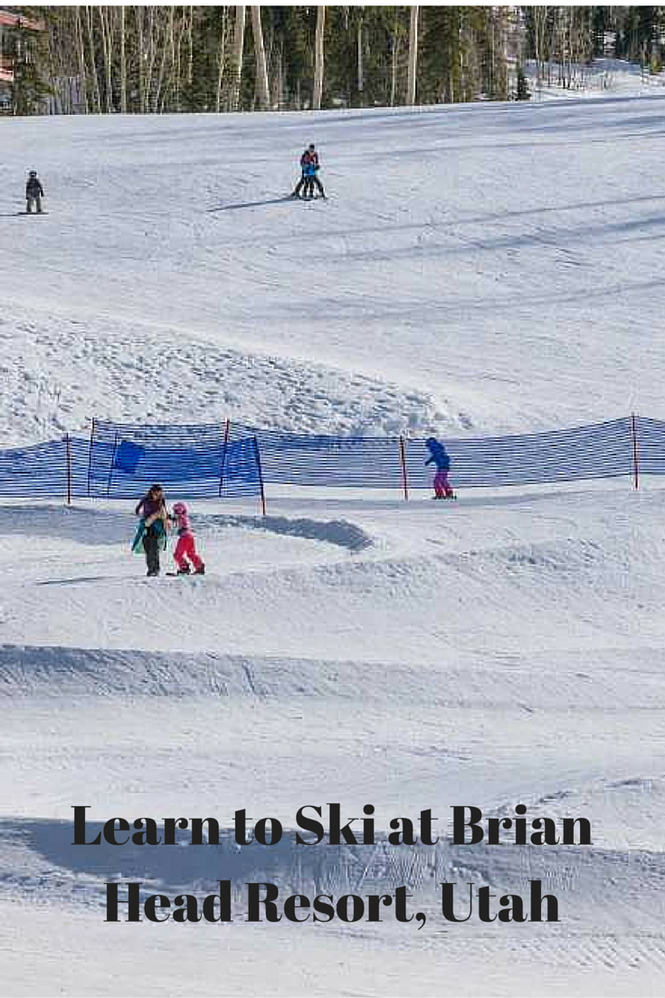 Learn to Ski at Brian Head Resort, Utah