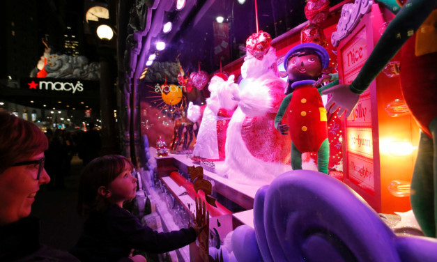 A New York Christmas – Holiday Activities in New York City for the Family
