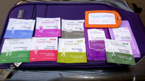 Product Review: La Fresh Travel-Size Hygiene Products