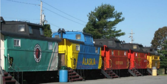 Where to see trains in Pennsylvania