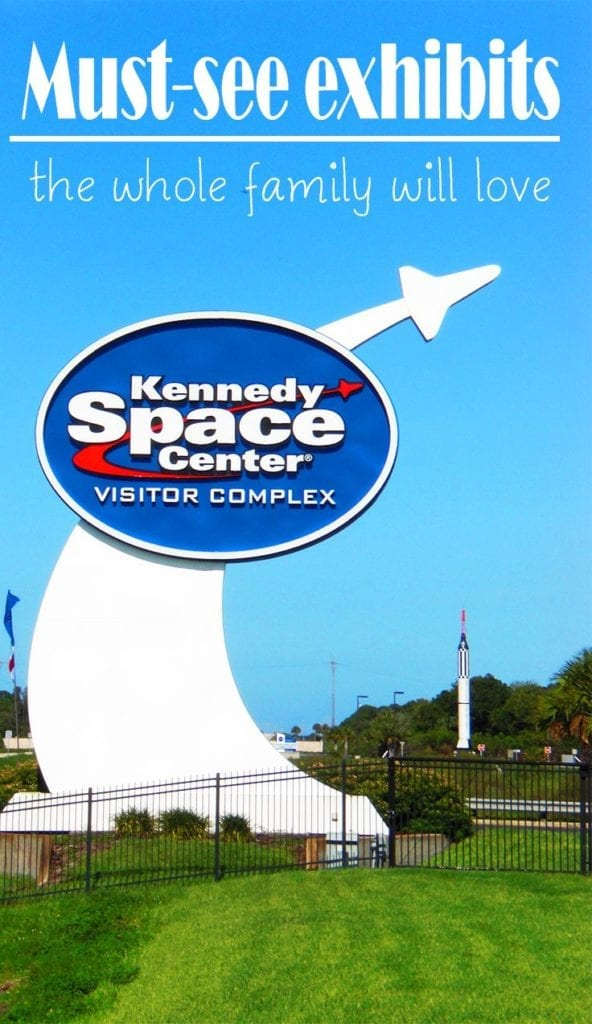 Don't Miss These Must See Kennedy Space Center Exhibits