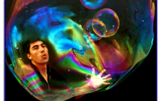 Gazillion Bubbles Show