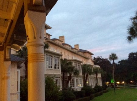 The Jekyll Island Club Hotel merges history with modern amenities. Photo by Christine Tibbetts, Blended Family TravelingMom