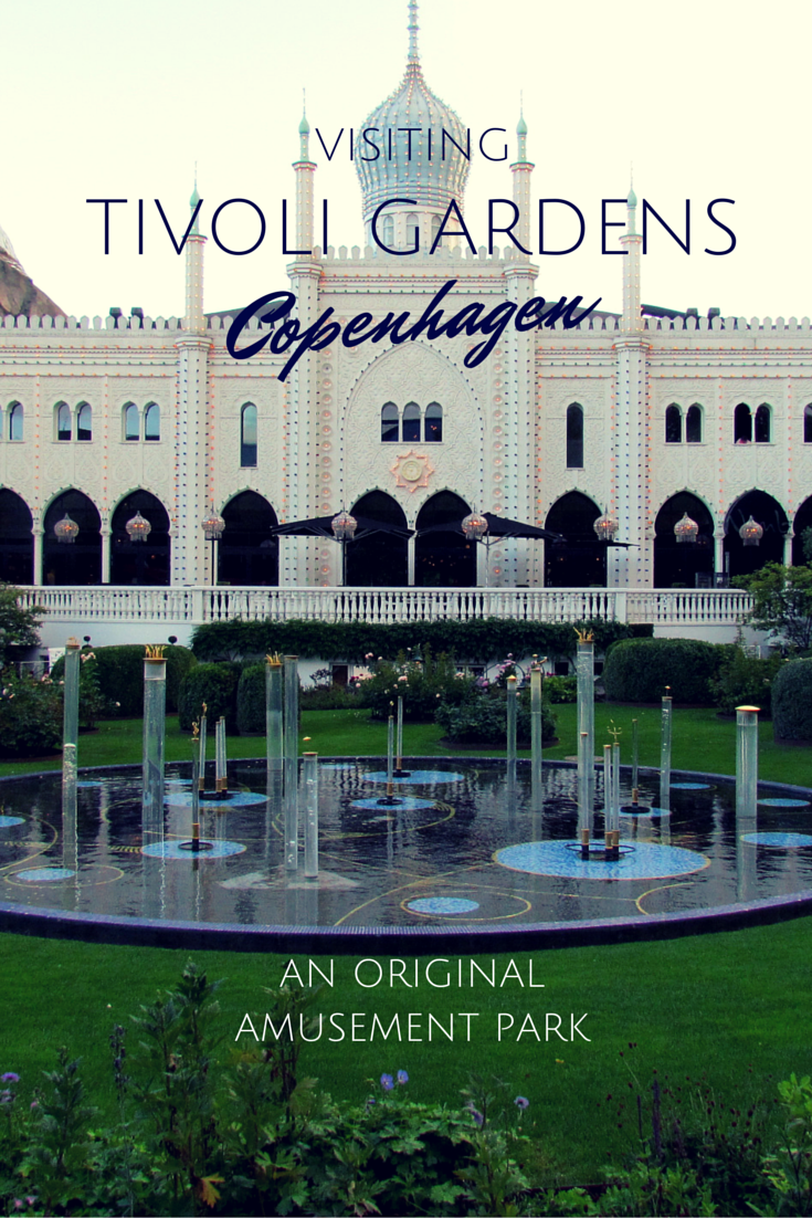 Visiting Tivoli Gardens Copenhagen-Kids Are A Trip