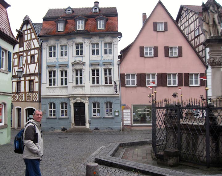 Feeling Welcomed as a Tourist in Bad Windsheim Germany - Traveling Mom