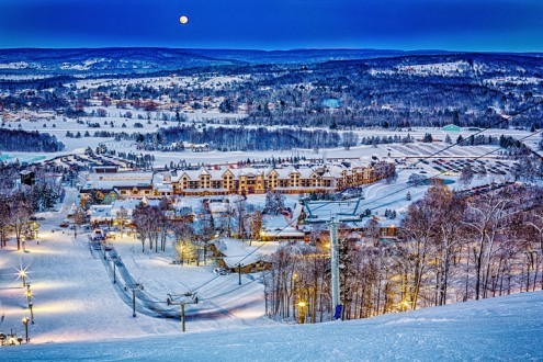 Family Friendly Ski Resorts in Michigan – Boyne Mountain