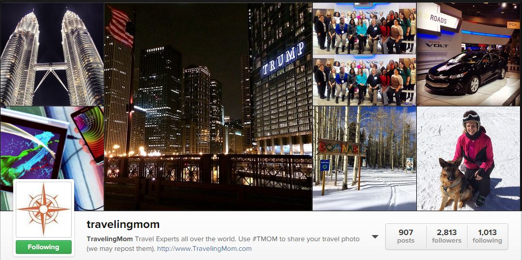 Join the Traveling Mom Instagram Photo Show!