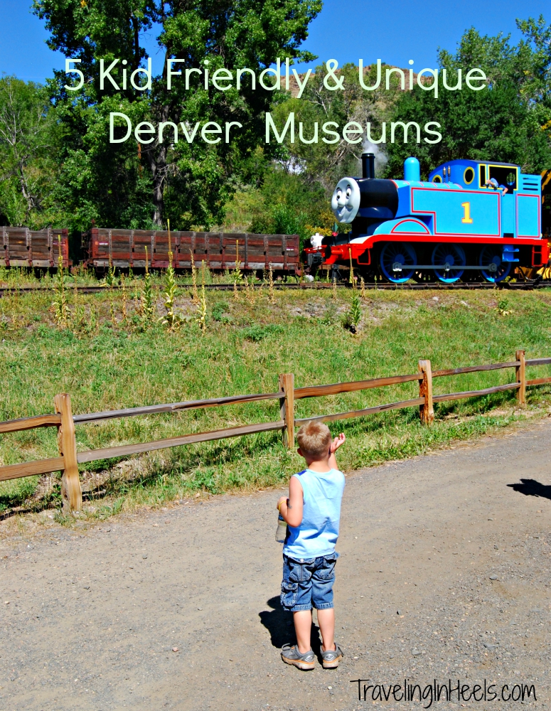 5 Kid Friendly Unique Denver Museums