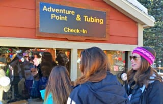 Adventure Point & Tubing, Keystone.