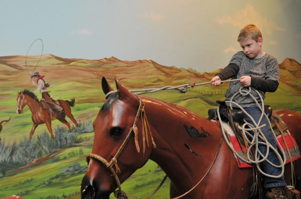 1 of 6 kid friendly museums in Denver: Buffalo Bill Museum