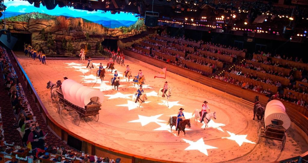 Dolly Parton S Dixie Stampede Opens With Massive Redesign