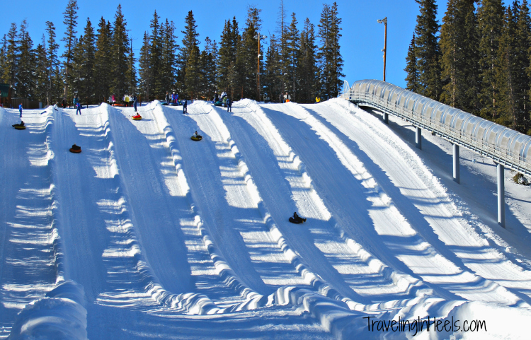 Winter sports can be fun for all, if you follow these tips for snow tubing with kids.