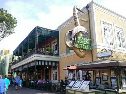 Restaurant Review: Ralph Brennan's Jazz Kitchen in Downtown Disney
