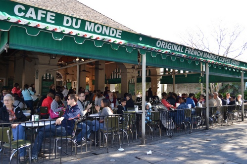 Cafe Du Monde – Be Careful, You Might Never Leave!