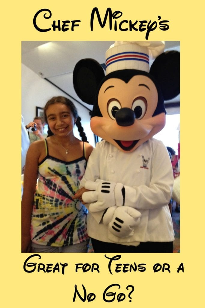 Chef Mickey's Pinterest