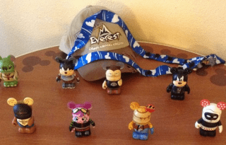 A recent haul from Disney's Character Warehouse. Photo: The Deal Mommy