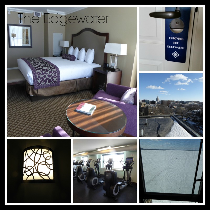 The Edgewater Hotel in Madison Wisconsin