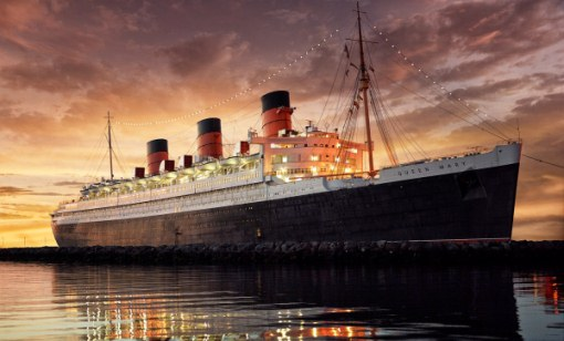 A Trip Back in Time on the Queen Mary in Long Beach, CA