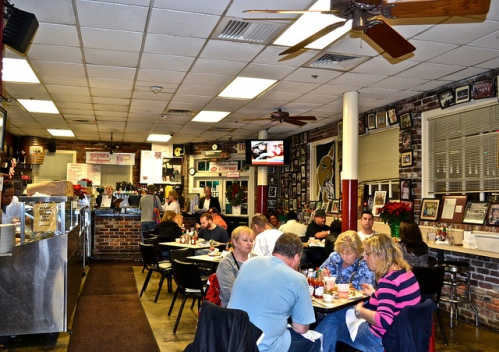 Baked Ham and New Orleans Cooking – Mother's Restaurant – Review