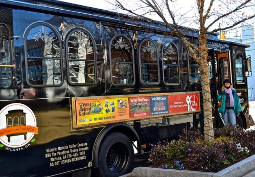 PeachTree Trolley Tours in Atlanta – Review