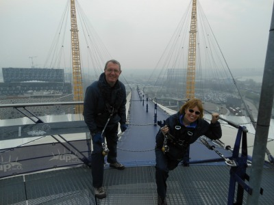 Climb to the Top of the O2 Dome the next time you visit London
