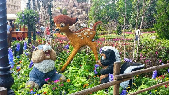 2015 Epcot Flower & Garden Show – What Will You See?