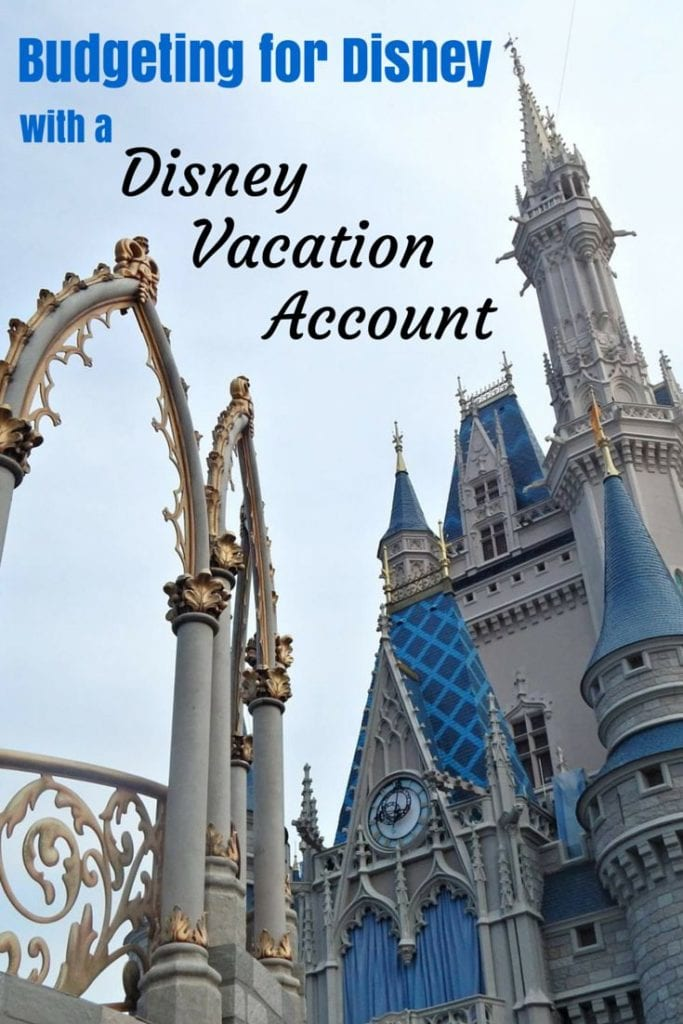 Budgeting for Your Next Disney Vacation with a Disney Vacation Account