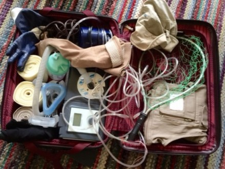 Packing for Healthcare Might Involve Ricardo Luggage